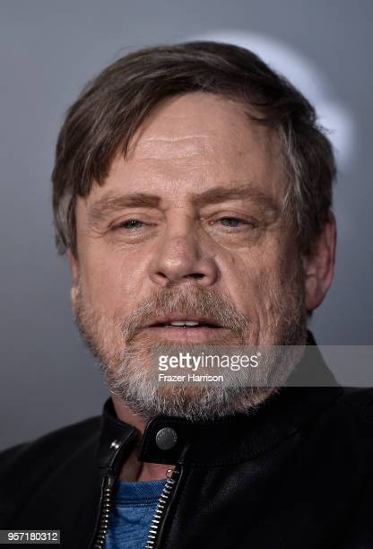 Mark Hamill attends the Premiere Of Disney Pictures And Lucasfilm's 'Solo A Star Wars Story' Arrivals on May 10 2018 in Los Angeles California