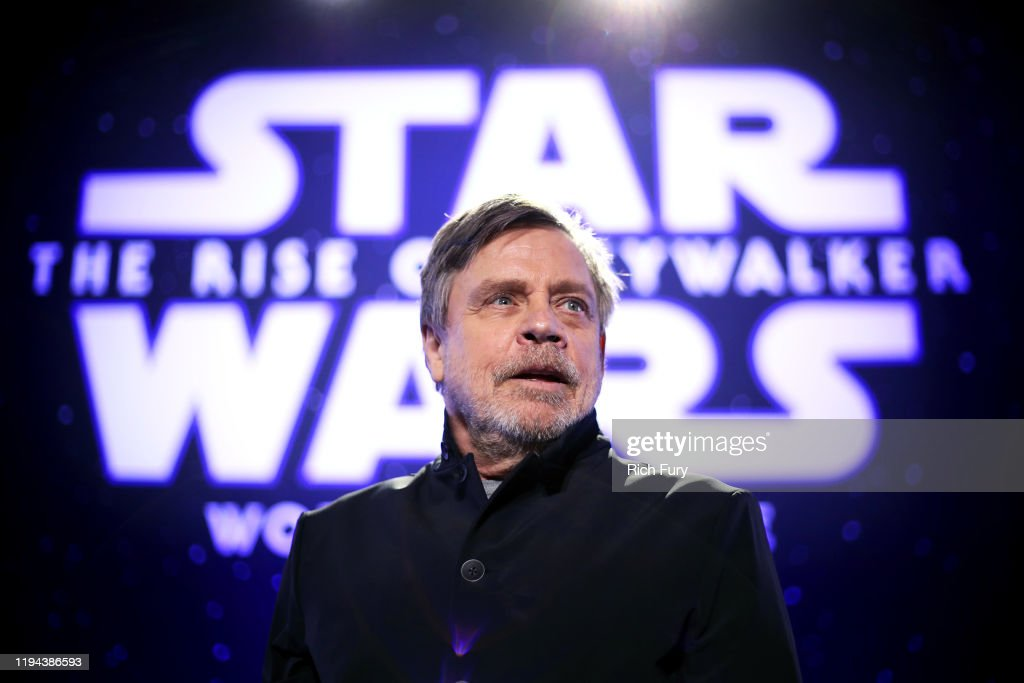 """Premiere Of Disney's """"Star Wars: The Rise Of Skywalker"""" - Red Carpet : News Photo"""