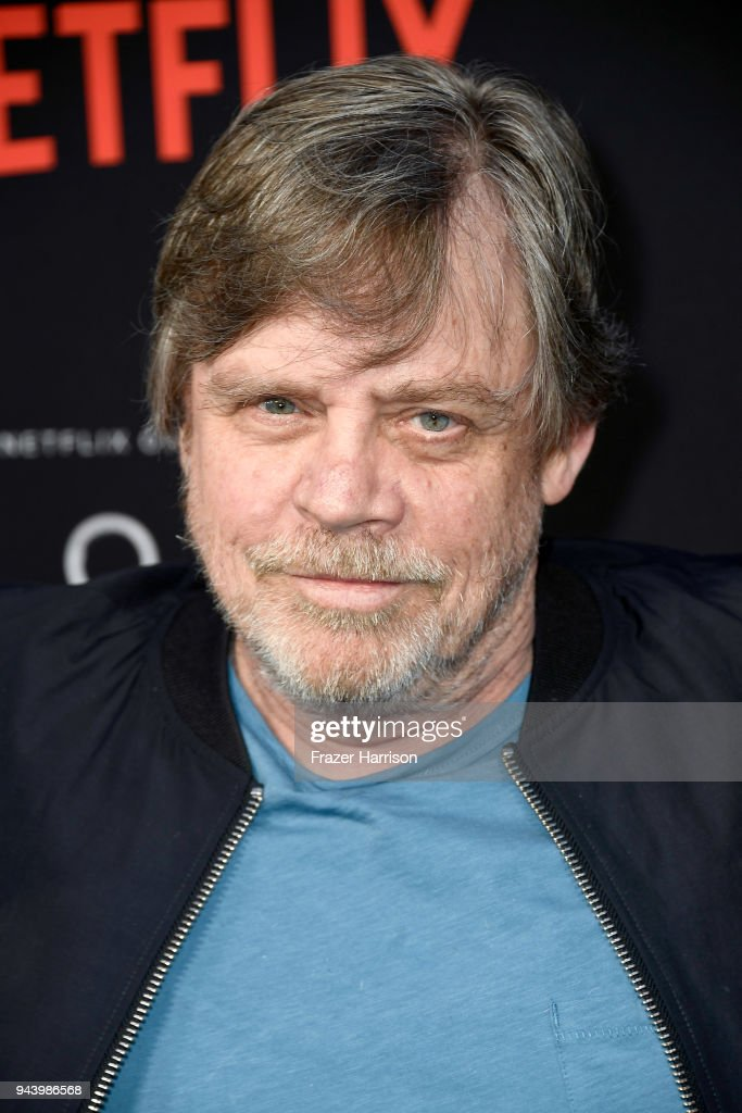 Mark Hamill attends the premiere of Netflix's 'Lost In Space' Season 1 at The Cinerama Dome on April 9, 2018 in Los Angeles, California.