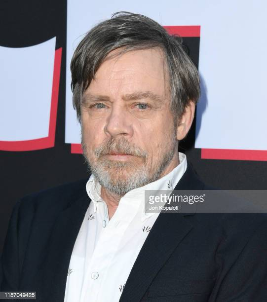 Mark Hamill attends the Premiere of Orion Pictures and United Artists Releasing's Child's Play at ArcLight Hollywood on June 19 2019 in Hollywood...