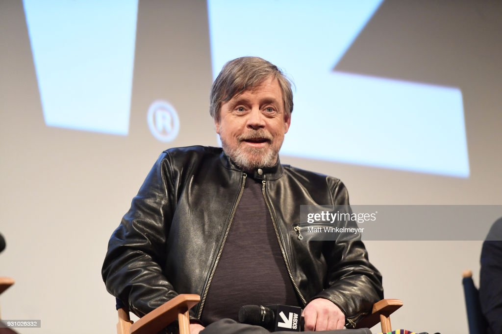 Mark Hamill attends the 'The Director and The Jedi' Premiere 2018 SXSW Conference and Festivals at Paramount Theatre on March 12, 2018 in Austin, Texas.