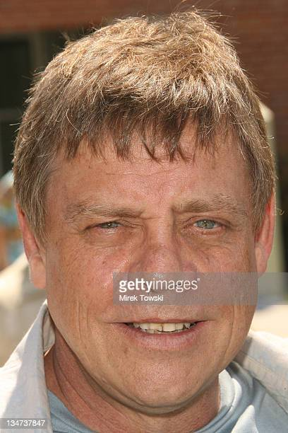 Mark Hamill during 'Choose Your Own Adventure The Abominable Snowman' DVD Premiere at Star Echo Station in Culver City California United States