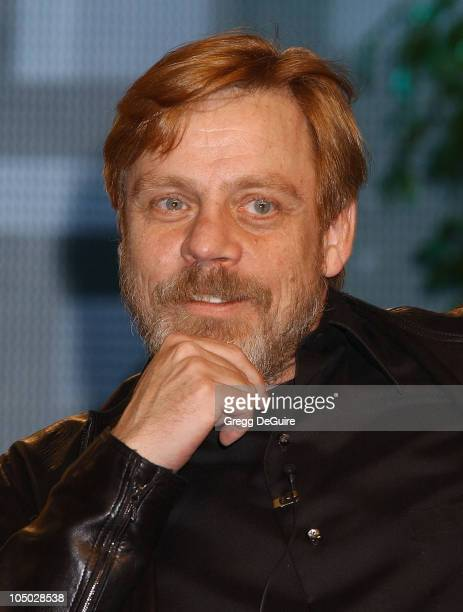 Mark Hamill during The 2003 National Cable & Telecommunications Assn. Press Tour - Day One at Renaissance Hotel in Hollywood, California, United...