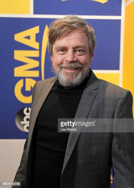 AMERICA Mark Hamill is a guest on 'Good Morning America' Thursday November 30 airing on the ABC Television Network MARK