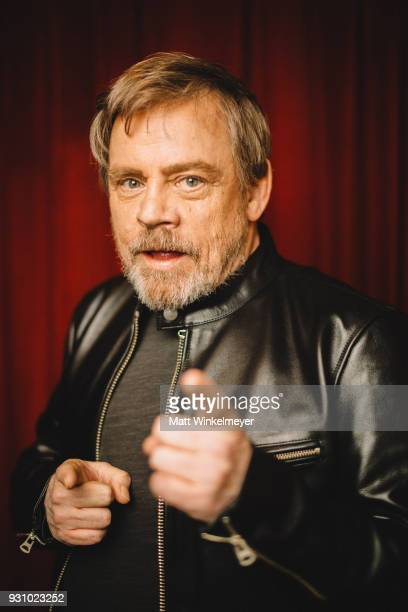 Mark Hamill poses for a portrait at the 'The Director and The Jedi' Premiere 2018 SXSW Conference and Festivals at Paramount Theatre on March 12 2018...