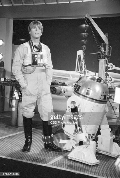 SPECIAL Mark Hamill w/ R2D2 Image dated August 23 1978