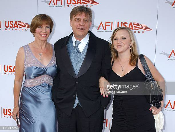 Mark Hamill wife Marilou and daughter Chelsea