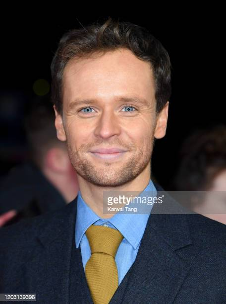 Mark Hanretty attends the National Television Awards 2020 at The O2 Arena on January 28 2020 in London England