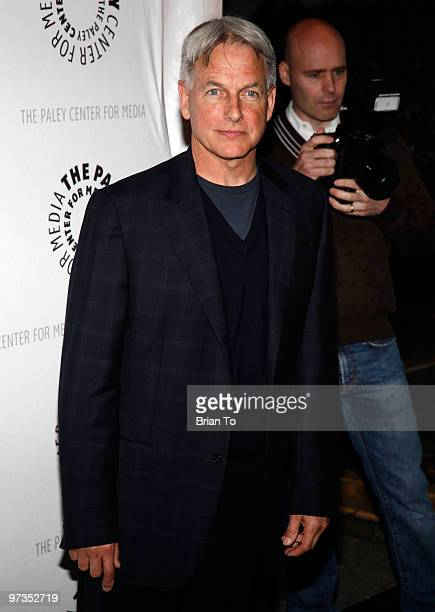 Mark Harmon attends 27th annual PaleyFest 'NCIS' at Saban Theatre on March 1 2010 in Beverly Hills California