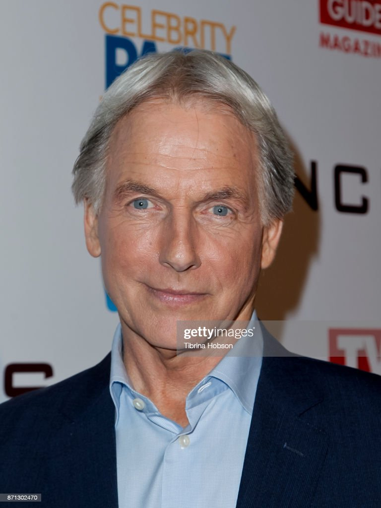 TV Guide Magazine And CBS Celebrate Mark Harmon And 15 Seasons Of NCIS - Arrivals : Nieuwsfoto's