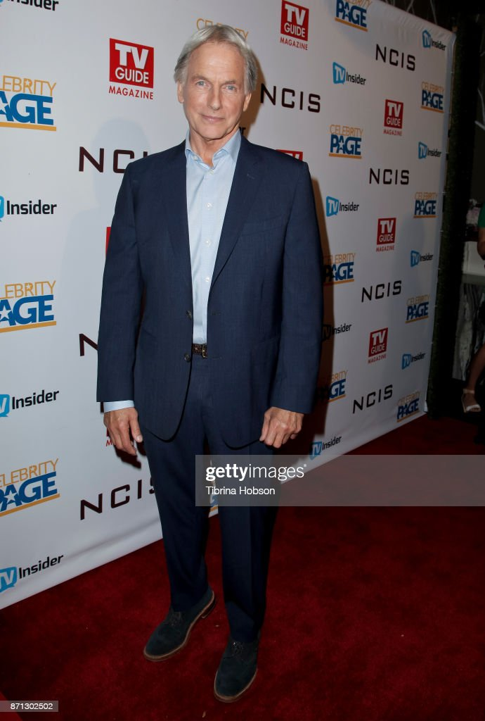 TV Guide Magazine And CBS Celebrate Mark Harmon And 15 Seasons Of NCIS - Arrivals