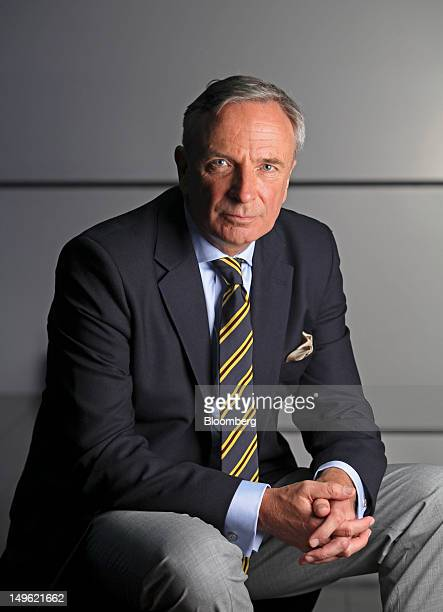 Mark Henderson chairman of Gieves Hawkes owned by Trinity Ltd poses for a photograph in London UK on Wednesday Aug 1 2012 Trinity Ltd a company...