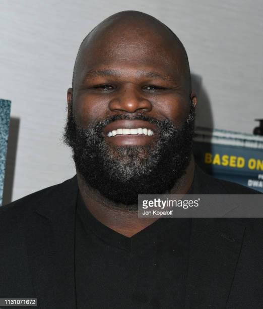 Mark Henry attends Fighting With My Family Los Angeles Tastemaker Screening at The London Hotel on February 20 2019 in West Hollywood California