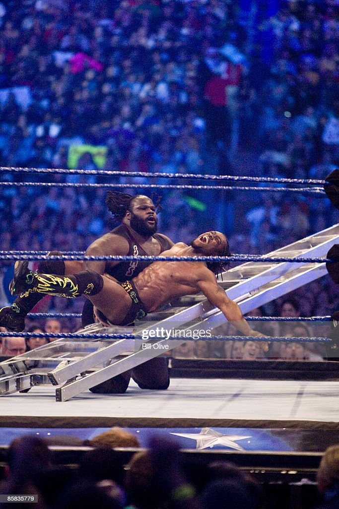 WrestleMania 25 : Nachrichtenfoto