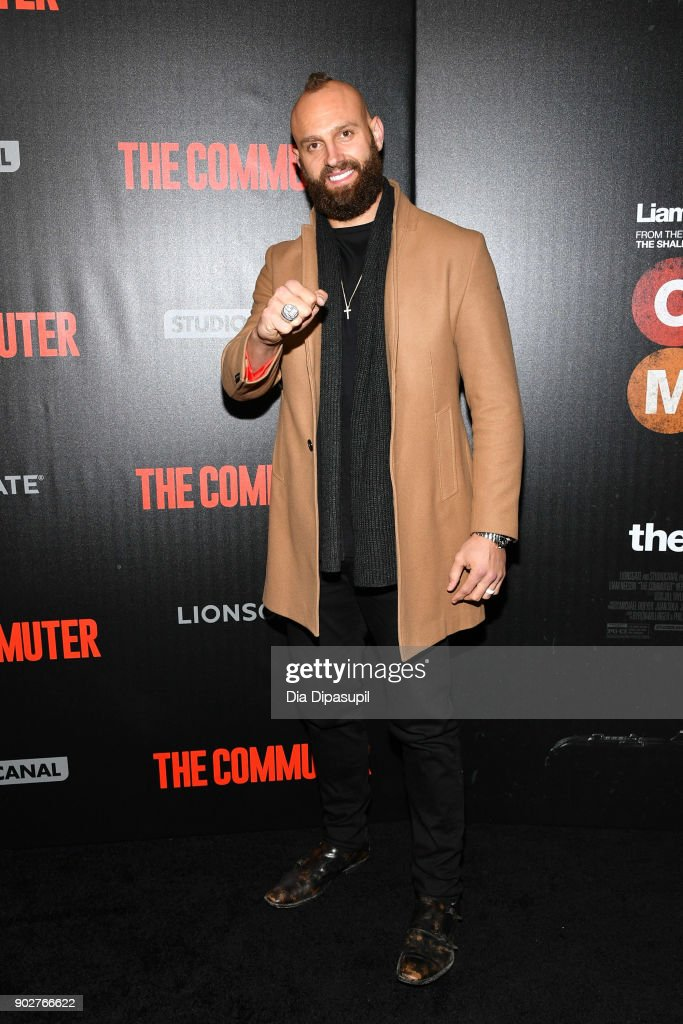 """""""The Commuter"""" New York Premiere"""