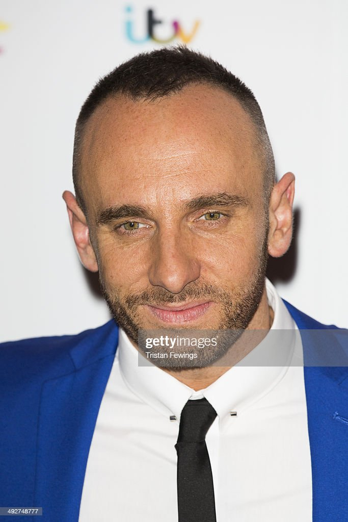 Mark Heyes attends Lorraine's High Street Fashion Awards on May 21, 2014 in London, England.