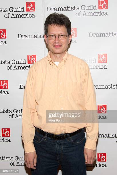 Mark Hollmann attends the 2014 AntiPiracy Awareness event at The Dramatists Guild of America on April 21 2014 in New York City
