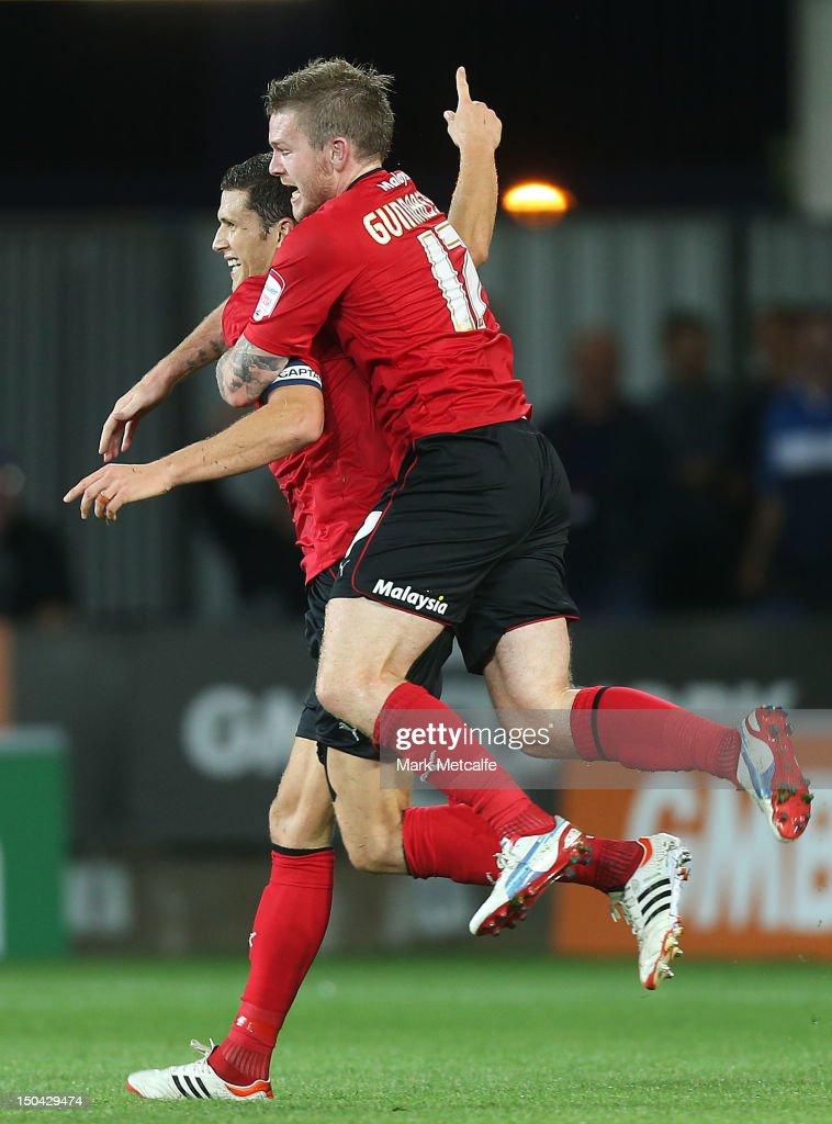 Cardiff City v Huddersfield Town - npower Championship