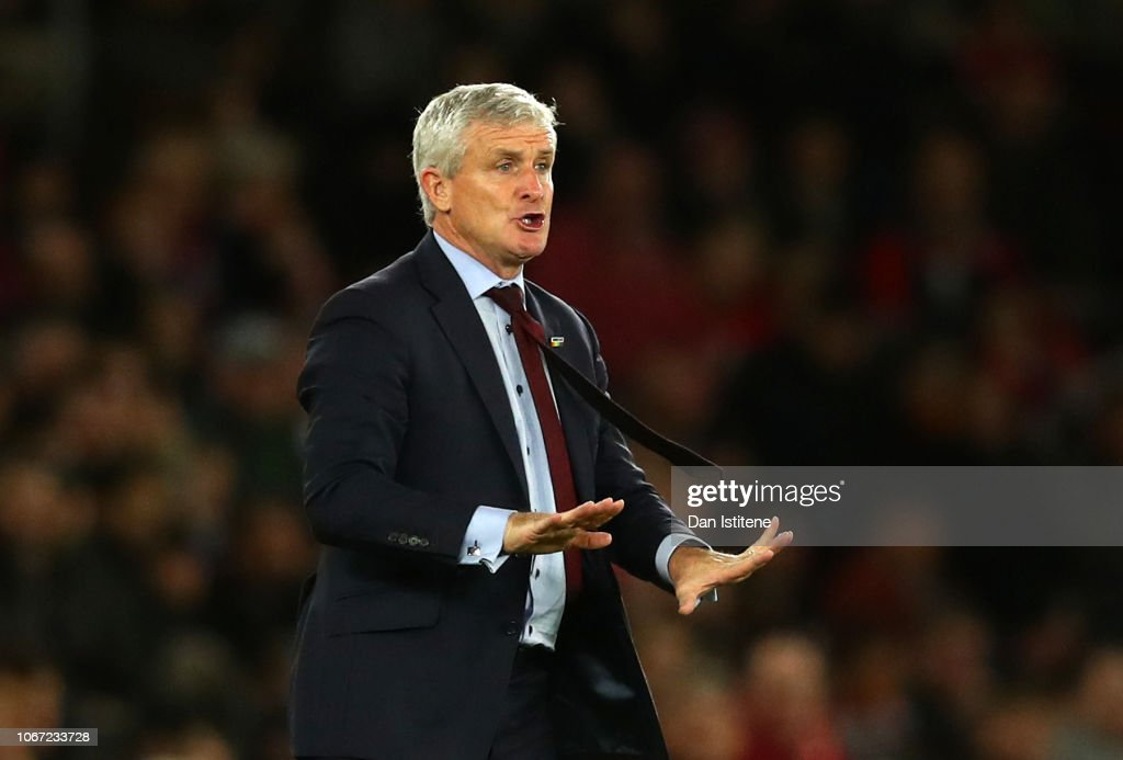 Southampton FC v Manchester United - Premier League : News Photo