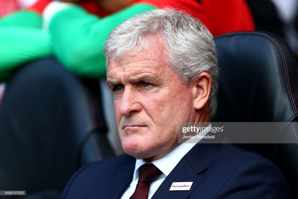 Southampton v Leicester City - Premier League : ニュース写真