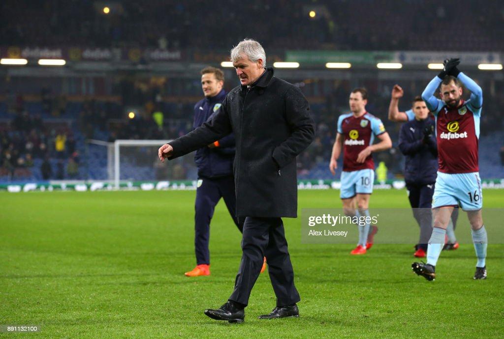 Burnley v Stoke City - Premier League : Photo d'actualité