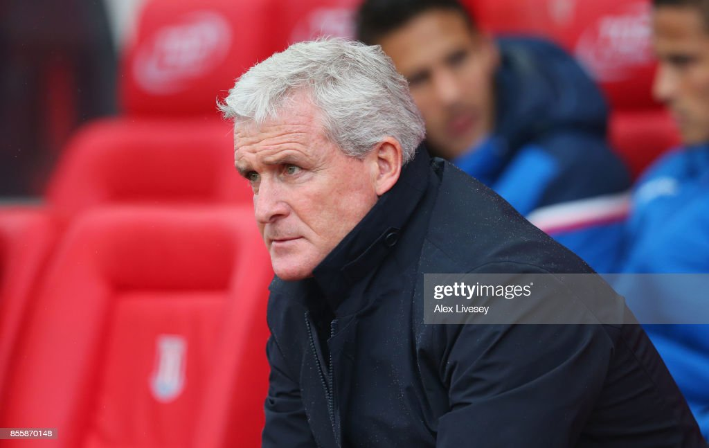 Stoke City v Southampton - Premier League : News Photo