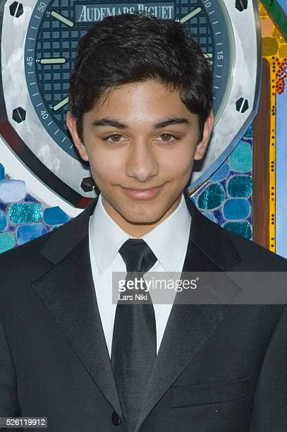 Mark Indelicato attends the '63rd Annual Tony Awards' at Radio City Music Hall in New York City