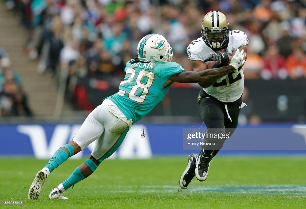 New Orleans Saints v Miami Dolphins