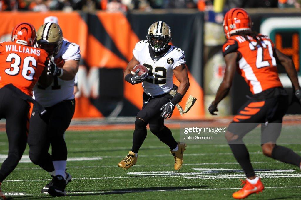 New Orleans Saints v Cincinnati Bengals : News Photo