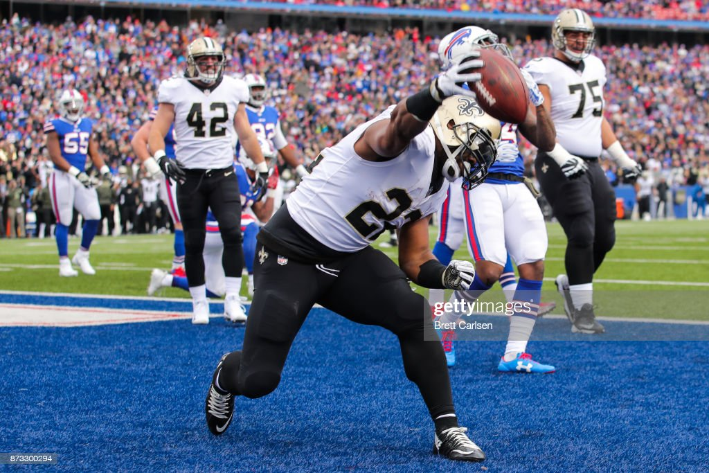 New Orleans Saints v Buffalo Bills
