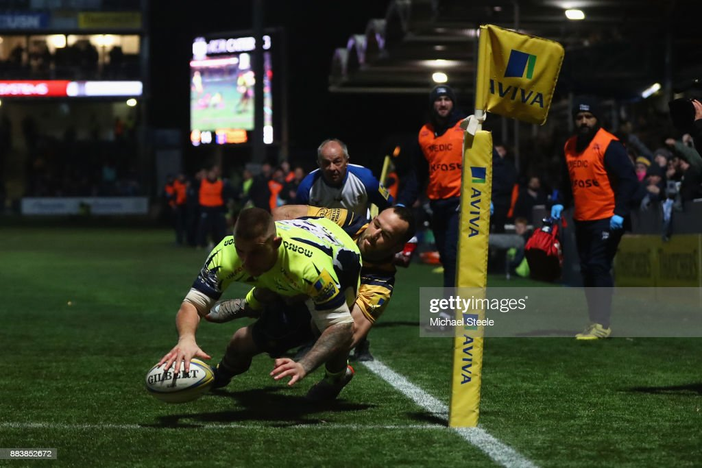 Worcester Warriors v Sale Sharks - Aviva Premiership
