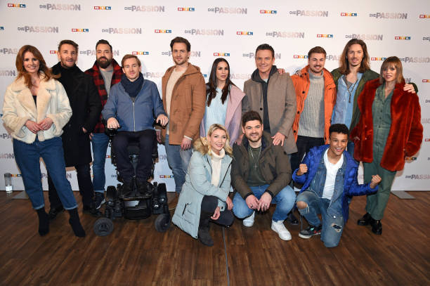 "DEU: Press Conference ""Die Passion"" In Essen"