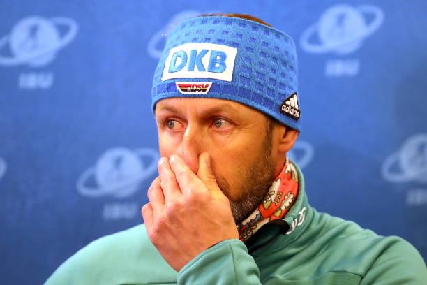 SWE: IBU Biathlon World Championships - Men's and Women's Mixed Relay