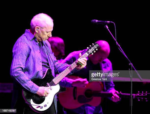 Mark Knopfler performs at the Ziggo Dome on May 14 2013 in Amsterdam Netherlands