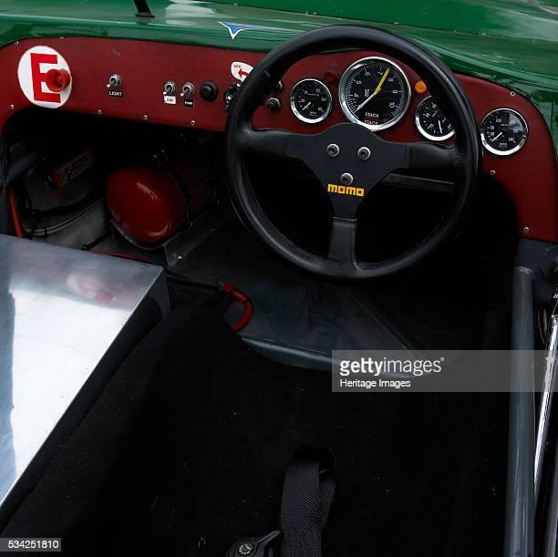 Mark Knopfler's 1962 Lotus 23b racing car, 2000.