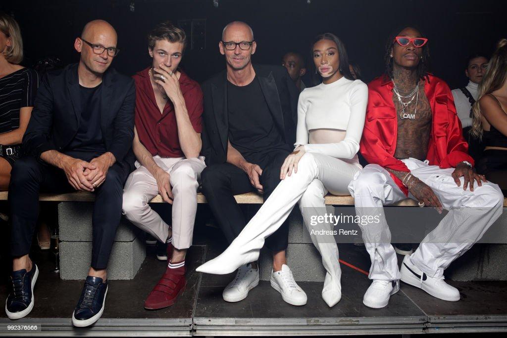 HUGO - Celebrities - Berlin Fashion Week Spring/Summer 2019 : News Photo