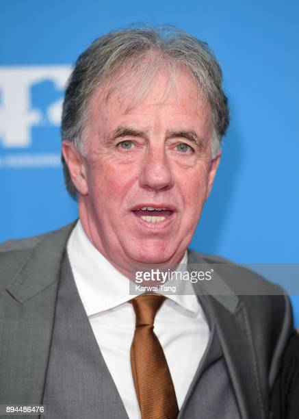 Mark Lawrenson attends the BBC Sports Personality of the Year 2017 Awards at the Echo Arena on December 17 2017 in Liverpool England