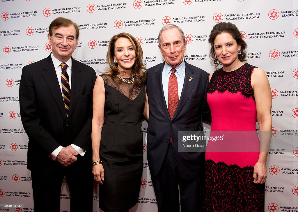 American Friends of Magen David Adom's Annual New York Benefit Dinner : News Photo