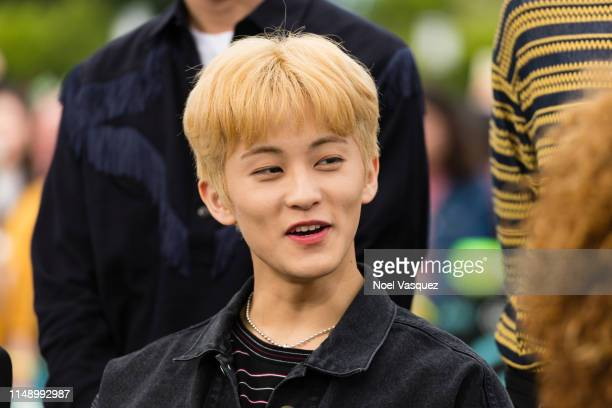 Mark Lee of NCT 127 visits Extraat Universal Studios Hollywood on May 13 2019 in Universal City California
