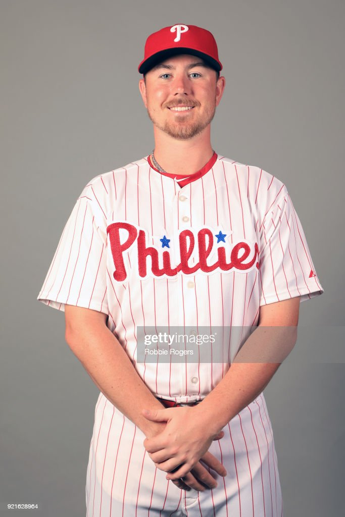 2018 Philadelphia Phillies Photo Day : Foto di attualità
