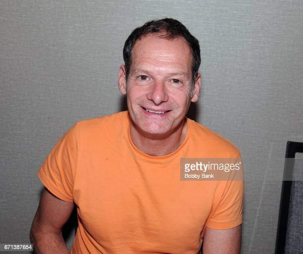 Mark Lester attends Chiller Theatre Expo Spring 2017 at Hilton Parsippany on April 21 2017 in Parsippany New Jersey