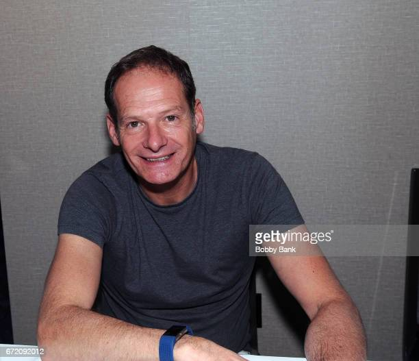 Mark Lester attends Chiller Theatre Expo Spring 2017 Day 3 at Hilton Parsippany on April 23 2017 in Parsippany New Jersey