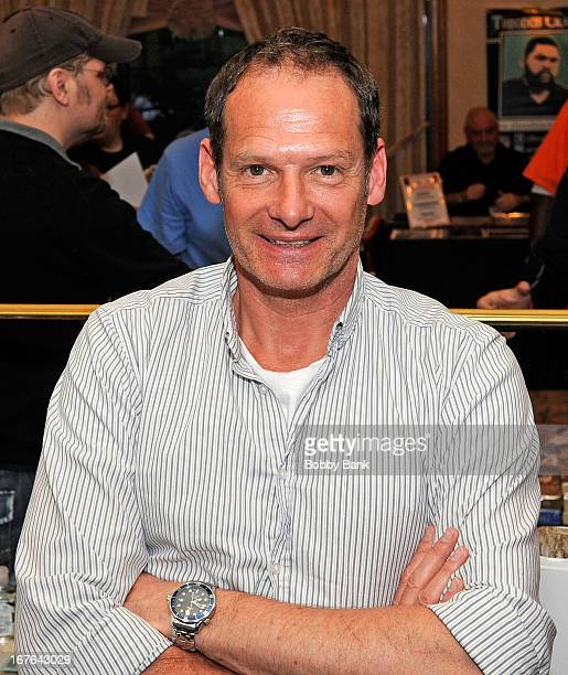 Mark Lester attends the 2013 Chiller Theatre Expo at Sheraton Parsippany Hotel on April 26 2013 in Parsippany New Jersey