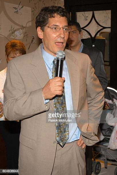 Mark Liponis MD attends JUDITH RIPKA and CANYON RANCH Host a Preview of the New 18k Couture Collection at Judith Ripka on June 13 2006 in New York...