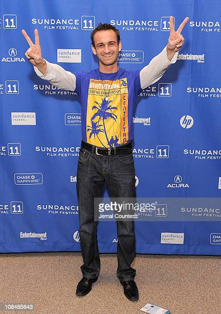 Mark Mackovic attends the Life In A Day Premiere at the Eccles Center Theatre during the 2011 Sundance Film Festival on January 27 2011 in Park City...