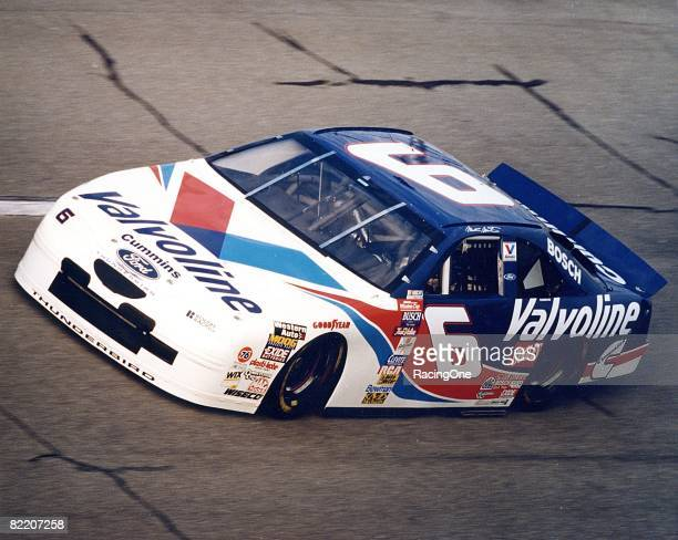 Mark Martin won the 1997 Winston 500 at Talladega in record time due to a cautionfree race It was Martin's first victory since 1995