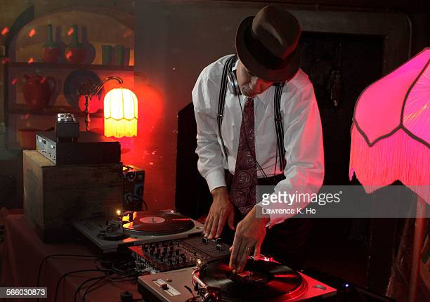 DJ Mark Maxwell spinning tunes Del Monte Speakeasy on Apr 24 the downstairs room at the Townhouse on Windward Circle in Venice just re–opened in June...