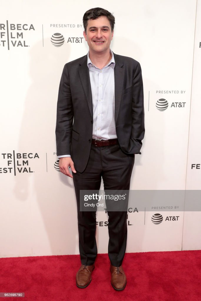 Mark Mazzetti attends Showtime's World Premiere of The Fourth Estate at Tribeca Film Festival Screening at BMCC Tribeca Performing Arts Center on April 28, 2018 in New York City.