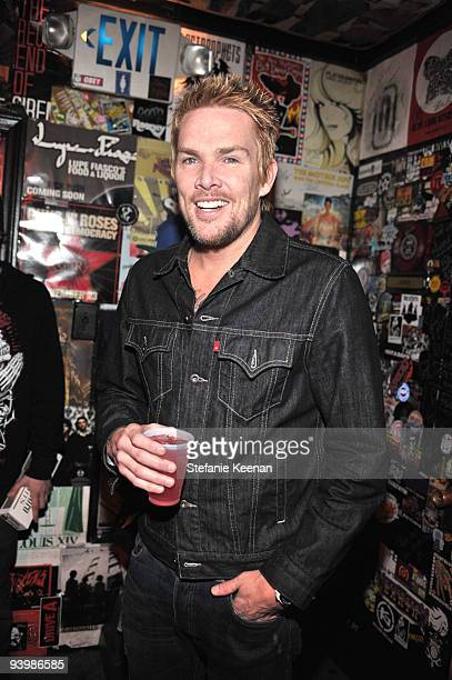 Mark McGrath attends Camp Freddy and Friends Presented by Onitsuka Tiger at The Roxy Theatre on December 4 2009 in West Hollywood California