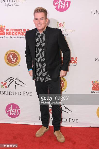 Mark McGrath attends the 145th Kentucky Derby Unbridled Eve Gala at The Galt House Hotel & Suites Grand Ballroom on May 03, 2019 in Louisville,...